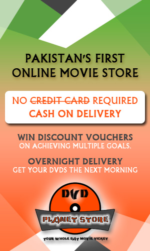 DVD Planet Store Pakistan