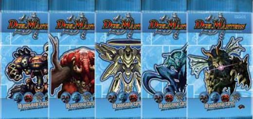 Duel Masters Booster Pack - Base Set DM-01