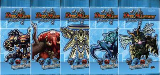 Duel Masters Booster Pack - Base Set DM-01
